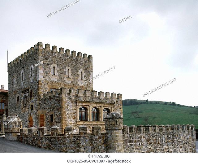 Avellaneda (province of Vizcaya, Basque Country, Spain)