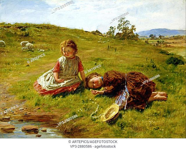 William McTaggart - Spring - National Galleries of Scotland