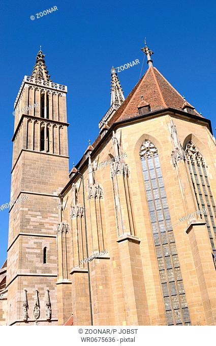 St. Jakobs Kirche Rothenburg ob der Tauber