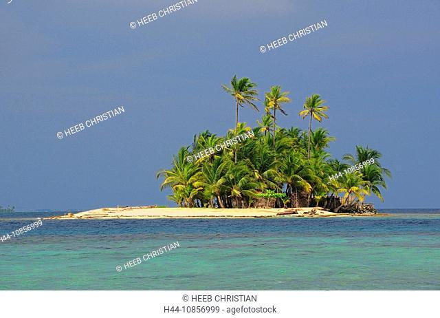 10856999, Panama, Island, San Blas Archipelago, Ku