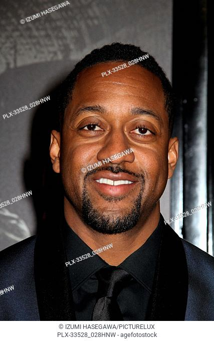 """Jaleel White 02/05/2018 The World Premiere of """"""""The 15:17 to Paris"""""""" held at The SJR Theater at Warner Bros. Studios in Burbank"""