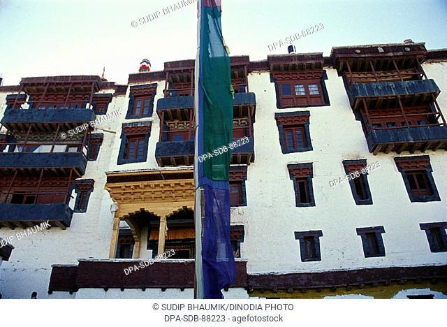 Hemis Gompa , Leh , Ladakh , Jammu and Kashmir , India