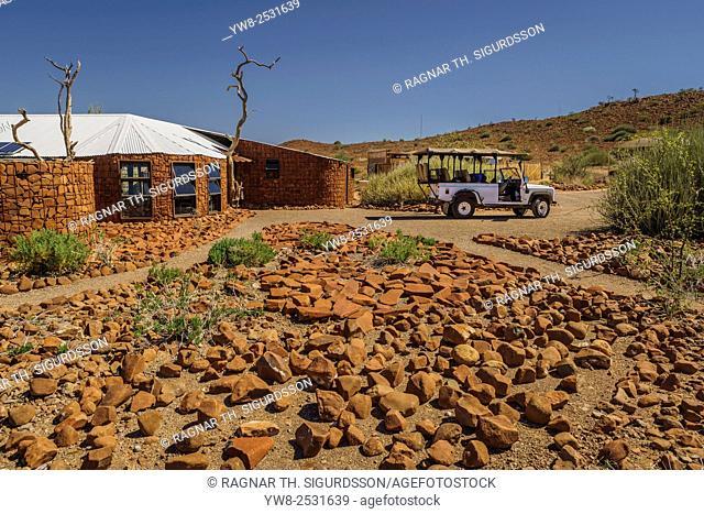 Etendeka Mountain Camp, Namibia, Africa