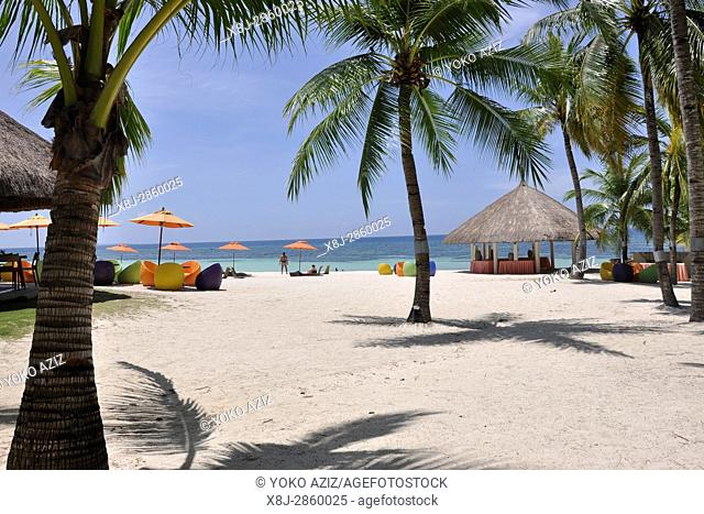 Philippines, Panglao island, Alona beach