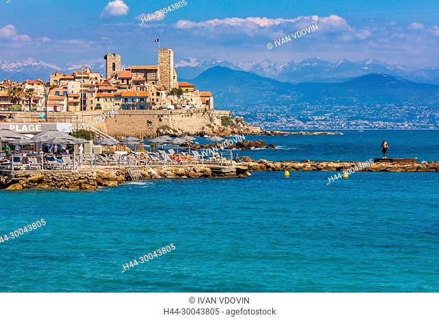 Antibes, Alpes-Maritimes department, Provence-Alpes-Cote d'Azur, French Riviera, France