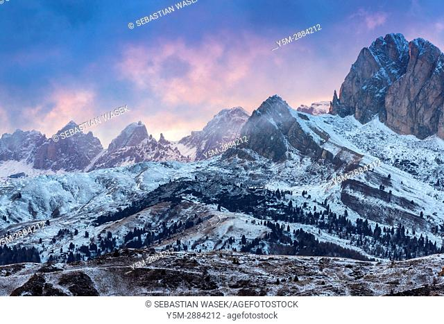 Passo Giau, Cortina D'Ampezzo, Province of Belluno, region of Veneto, Italy, Europe