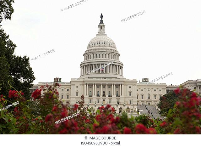 United states capitol, Washington DC, USA