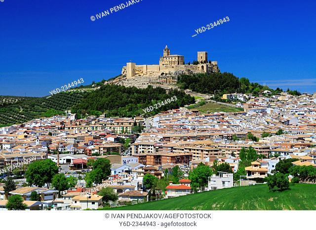 Alcala la Real, Jaen, Andalusia, Spain