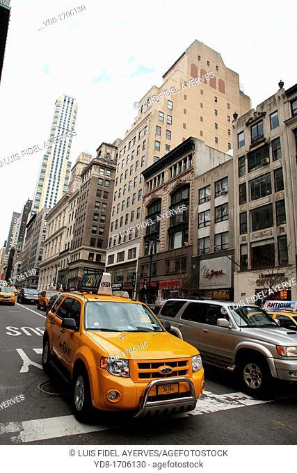 City of New York, NY USA