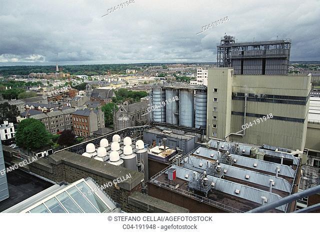 Guinness Breweries. Dublin. Ireland