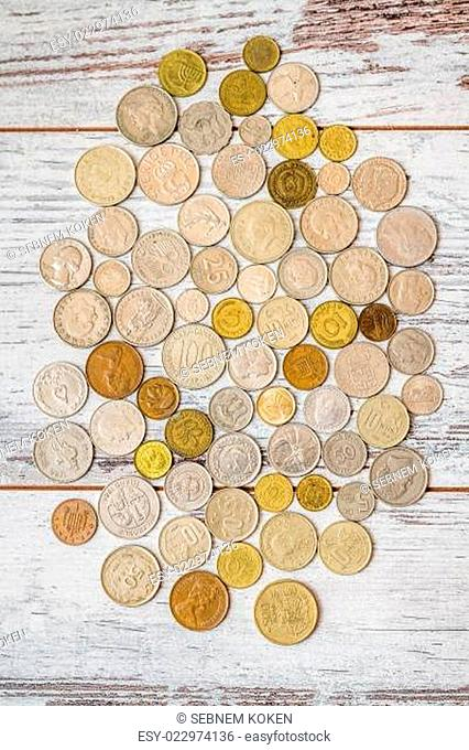 Old European Coins Collection