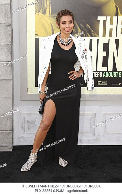 "Gisely Ayub at Warner Bros. Pictures' """"The Kitchen"""" Premiere held at the TCL Chinese Theatre, Los Angeles, CA, August 5, 2019"