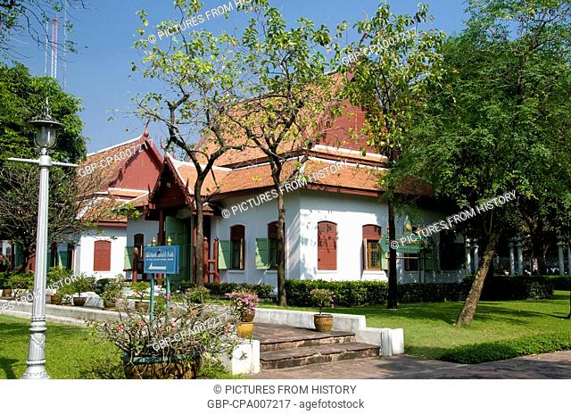 Thailand: The Royal Elephant Museum also known as Chang Ton National Museum, Vimanmek Mansion, Dusit Park, Bangkok