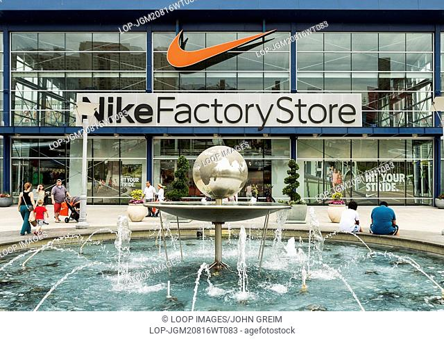 the best attitude f287e 4c545 Nike Factory store outlet