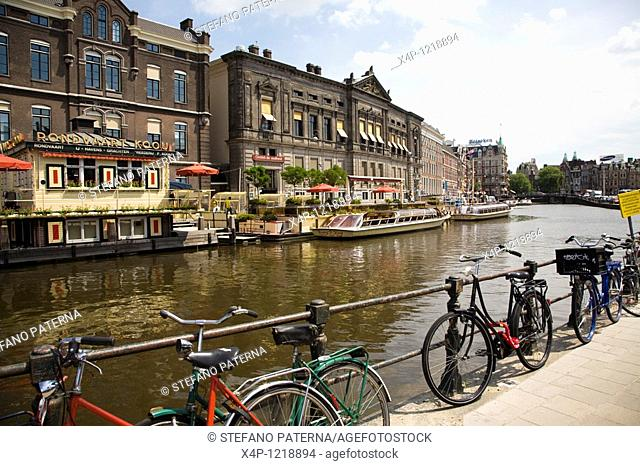 Sightseeing tours with Kooij-Boats, Amsterdam, Netherlands