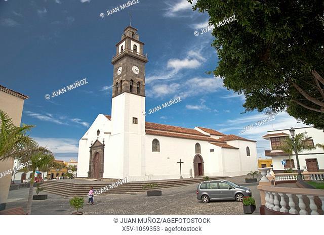 Monuments. Buenavista del Norte. Tenerife. Canary Islands. Spain