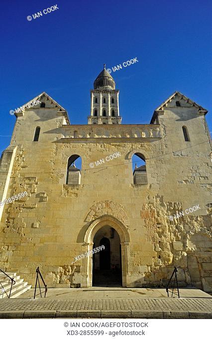 Saint Front Cathedral, Perigueux, Dordogne Department, Aquitaine, France