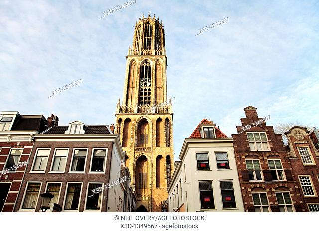 Cathedral, Utrecht, Holland