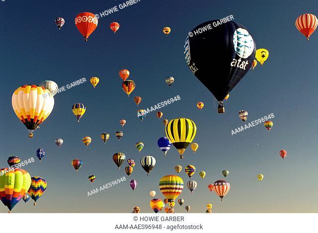 Albuquerque New Mexico Balloon Festival