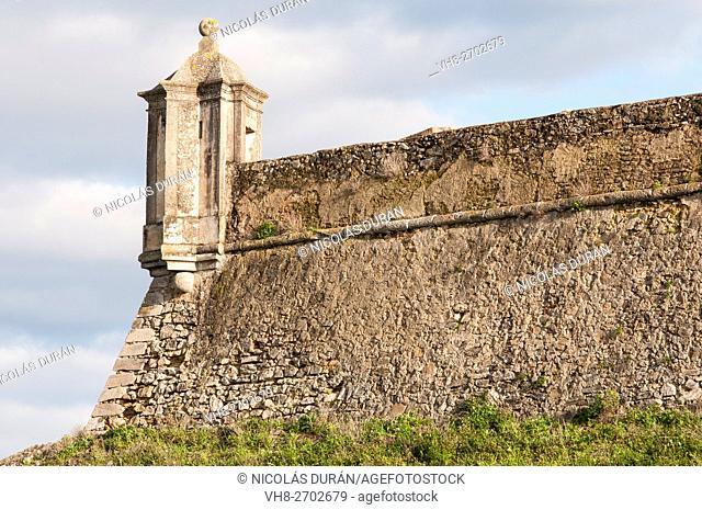 Elvas fortress. Elvas. Alentejo. Portugal