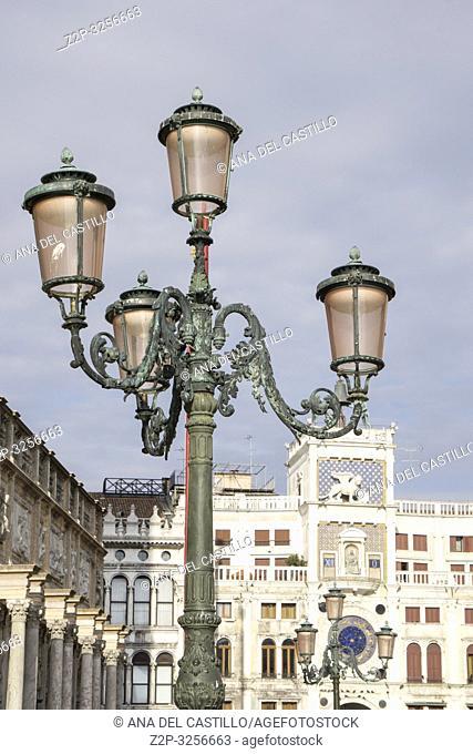 Venice, Veneto, Italy: St Marks square