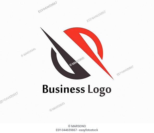 Flash Template vector icon illustration design