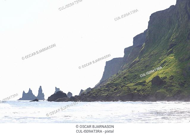 Coastal view, Vik, Iceland