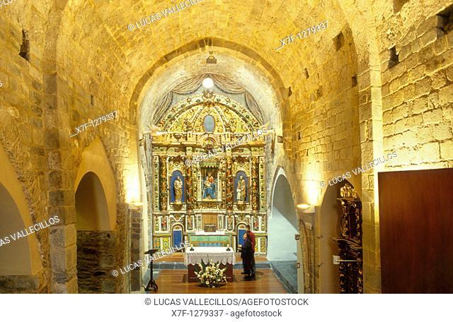 Natividad Church Romanesque church Durro Boí valley Lleida province  Catalonia  Spain