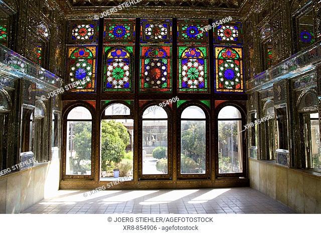 Iran Shiraz Baq-e Narenjestan