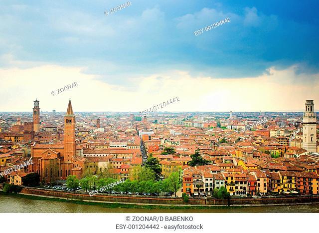 Verona landscape