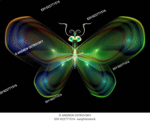 Lights of Butterfly