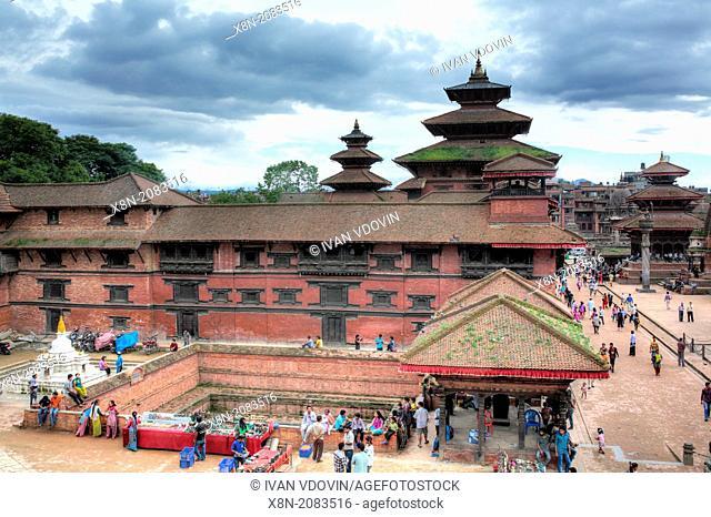 Royal Palace Complex, Durbar Square, Patan, Lalitpur, Nepal