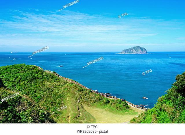 Keelung Badouzi Wangyou valley--Keelung Island--Wangyou valley Coastal Trail
