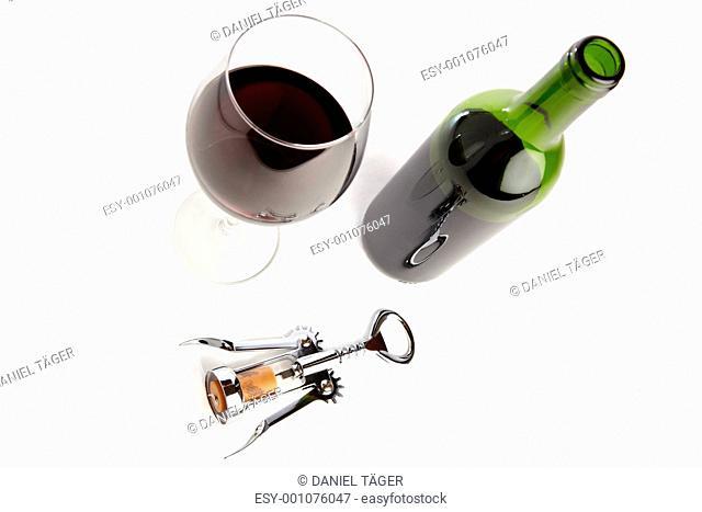 Red wine set