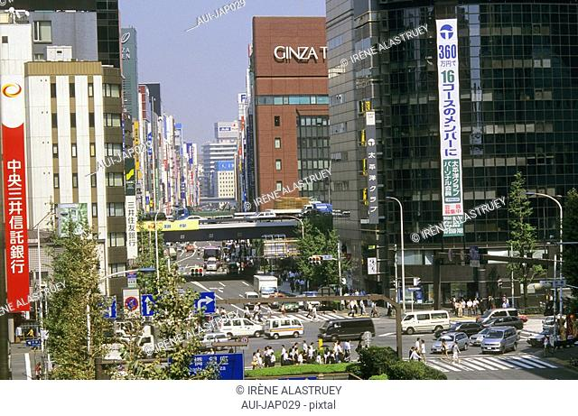 Japan - Tokyo - Asakusa District