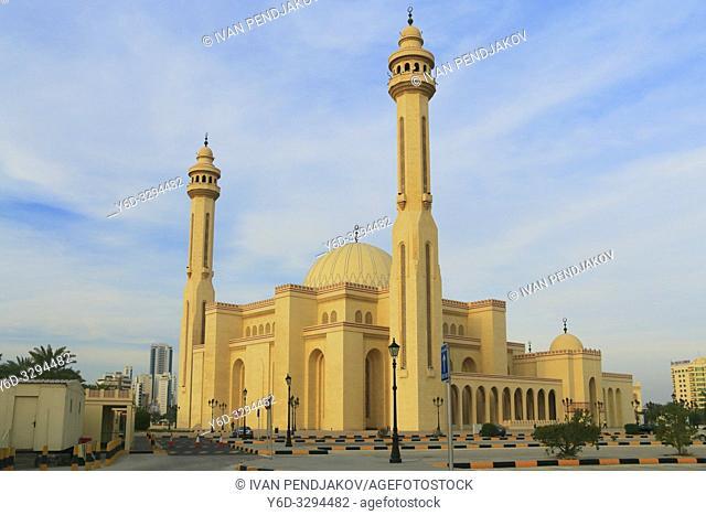 Al Fateh Grand Mosque, Manama, Bahrain