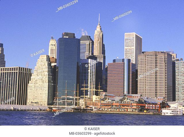 USA, New York city, Manhattan