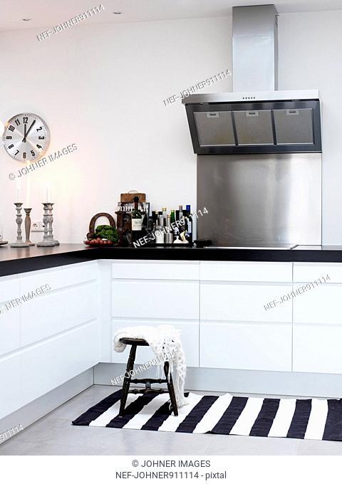 A modern kitchen, Sweden