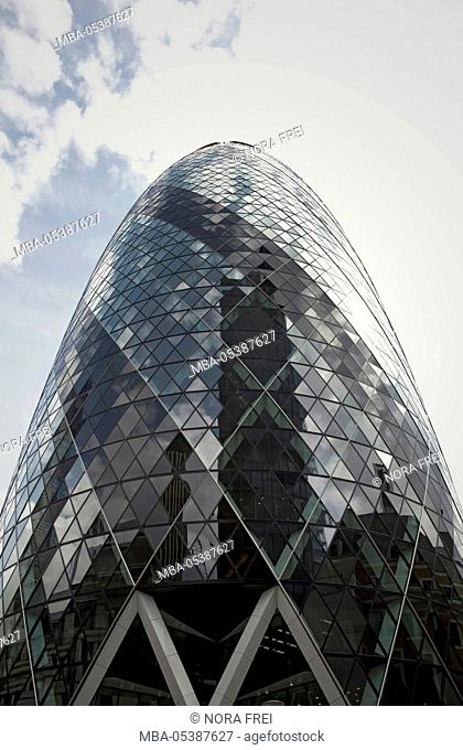 London, architecture, city, facade, The Gherkin