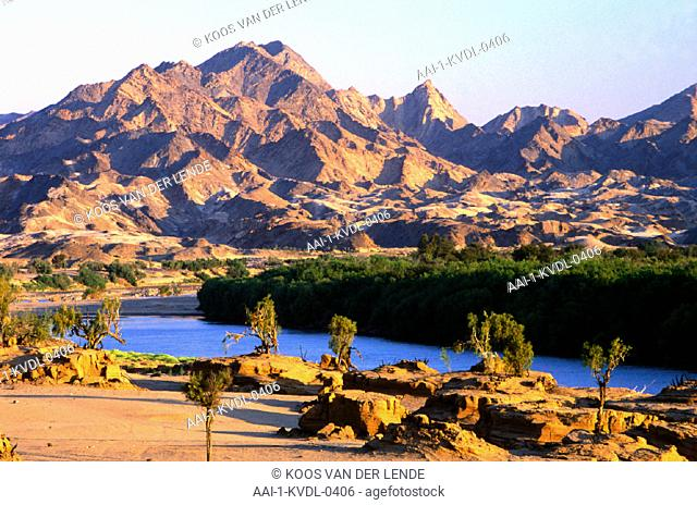 Orange River, Richtersveld, Namaqualand, Western Cape, South Africa