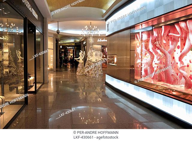 Greenbelt 5 shopping Mall in Makati City, Manila, Luzon Island, Philippines