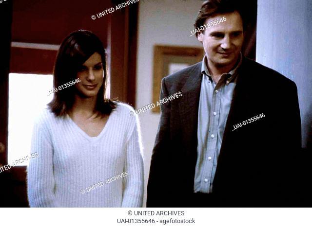 Ein Herz Und Eine Kanone, Gun Shy, Ein Herz Und Eine Kanone, Gun Shy, Sandra Bullock, Liam Neeson *** Local Caption *** 1999