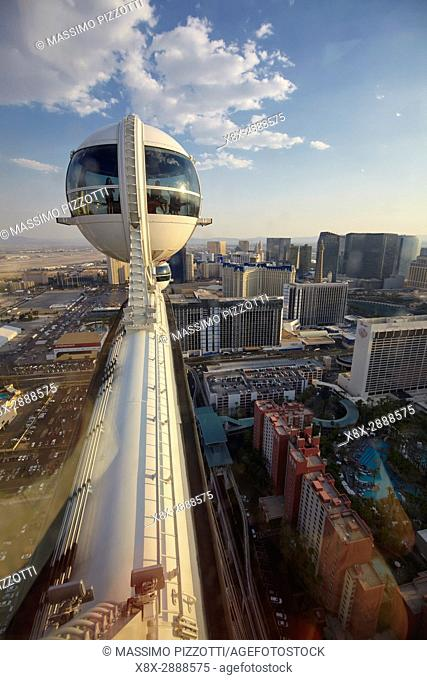 High Roller in Las Vegas, Nevada, United States