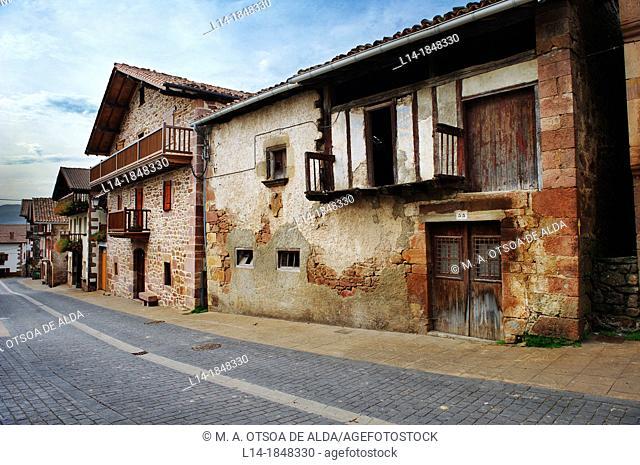 Amaiur, Navarre, Spain
