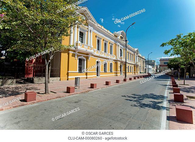 Mayoral District of Santa Marta, Santa Marta, Magdalena, Colombia