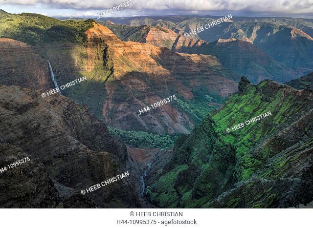 USA, Vereinigte Staaten, Amerika, South Pacific, Hawaii, Kauai