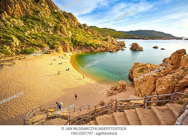 Costa Paradiso Beach, Sardinia Island, Italy