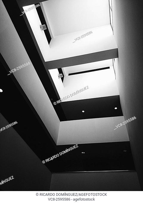 Arts and Design School building. Valencia, Spain
