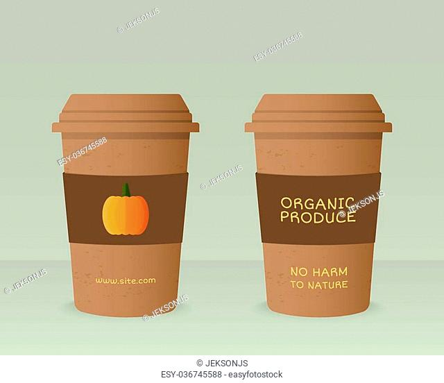 Paper cup isolated Stock Photos and Images | age fotostock