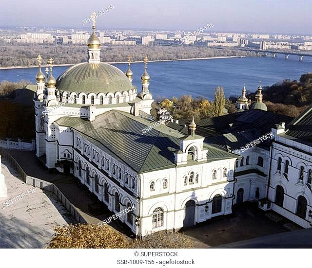 Refrectory Palace, Kiev-Pechersk Lavra, Kiev, Ukraine